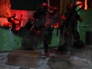 "50th anniversary  Night viper nightviper diorama photo POC ROC Retaliation Riseofcobra GIJoe Cobra TRU ToysR""us exclusive"