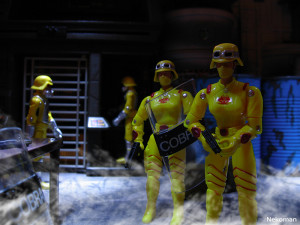 Cobra Trooper Hazard Troopers Vipers Female Cobras TBM GI Joe vintage ARAH