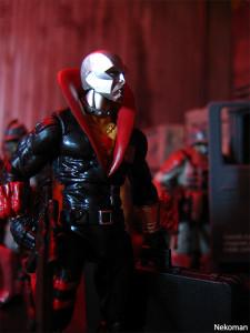 Destro Iron Grenadiers POC 30th Anniversary Pursuit of Cobra 50th GI Joe Cobra