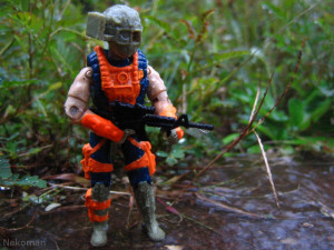 ARAH vintage Action figure Hasbro GI Joe Cobra Battle Corps 1993