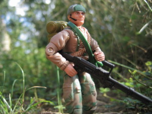 GI Joe vs Cobra GIJvC 2002 new sculpt vintage ARAH Hasbro action figure