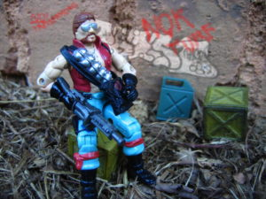 1986 Monkeywrench Road Pig GI Joe ARAH