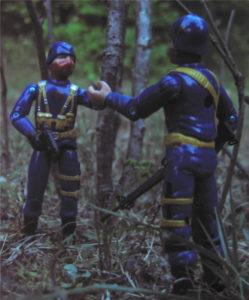 Cobra Officer V3 2004 GI Joe comic pack ARAH