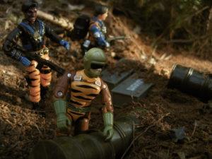 Tiger Force Tripwire GI Joe V3 1988 ARAH