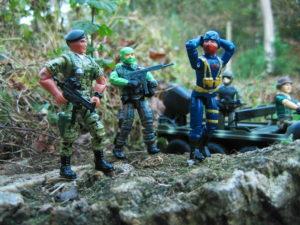 cobra officer comic pack 2004