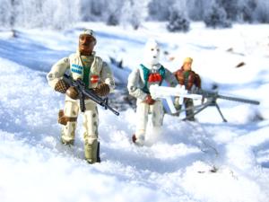 gi joe arah hasbro stalker arctic commandos rock n roll frostbite mail away battle corps