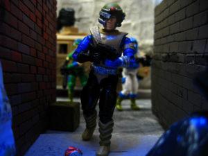 Battleforce 2000 Hasbro vintage action figure GI Joe