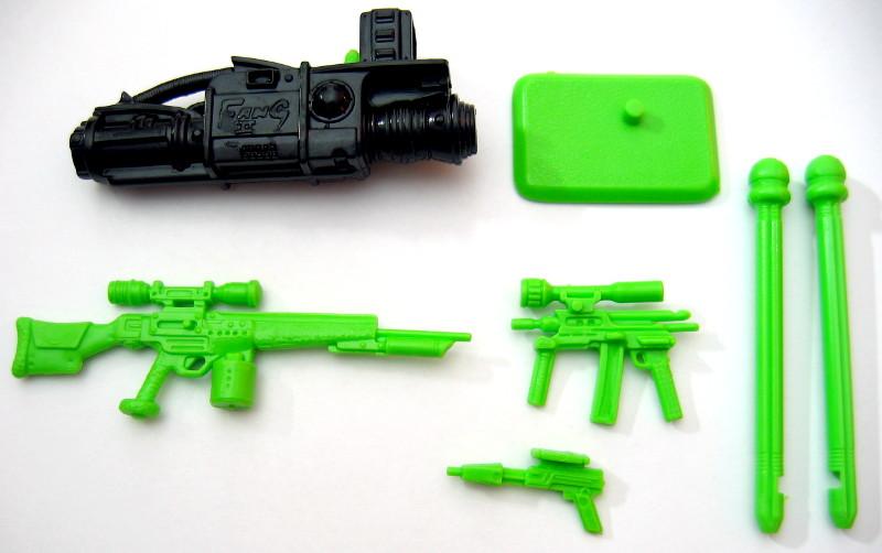 GI Joe Weapon Alley Viper 1993 Viper 1994 Missile Launcher Original Accessory